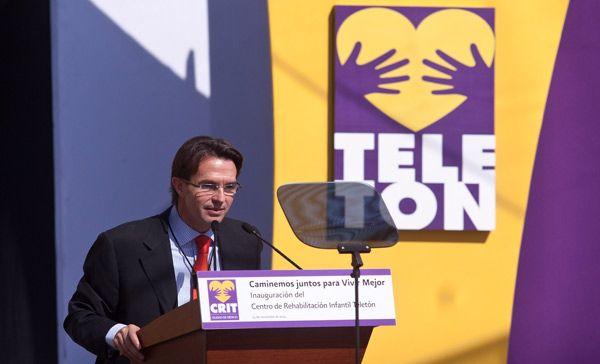 Presidente del Teletón pide a Chihuahua y Quintana Roo a cubrir sus adeudos