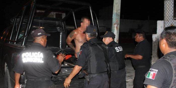 Pelea entre dos amigos canadienses deja un muerto en Yucatán