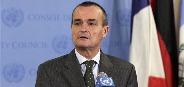 """""""El mundo se derrumba"""": embajador de Francia en EE.UU. - Foto de Internet"""