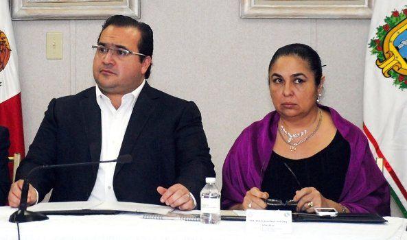Javier Duarte debe 2 mil 400 mdp a Universidad Veracruzana: rectora - Foto de internet.