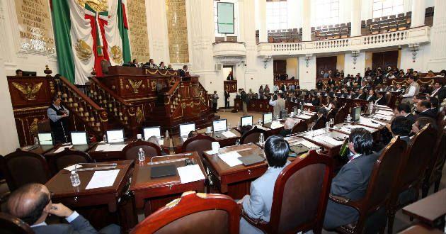 Suspenden otra vez sesión ordinaria en ALDF