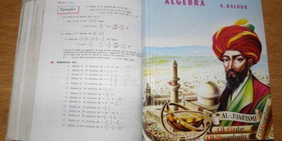¿Quién fue Baldor, el autor de los libros de matemáticas?