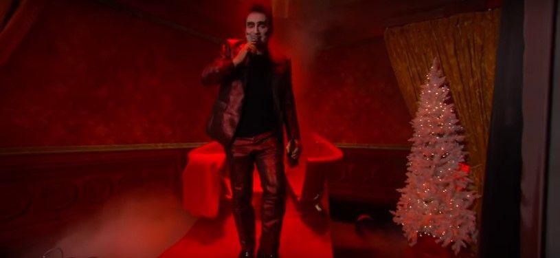 Video: Bono resucita a su personaje de diablo - Foto de Internet