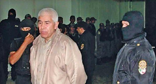 Juez concede a Caro Quintero suspensión contra extradición a EE.UU. - Rafael Caro Quintero