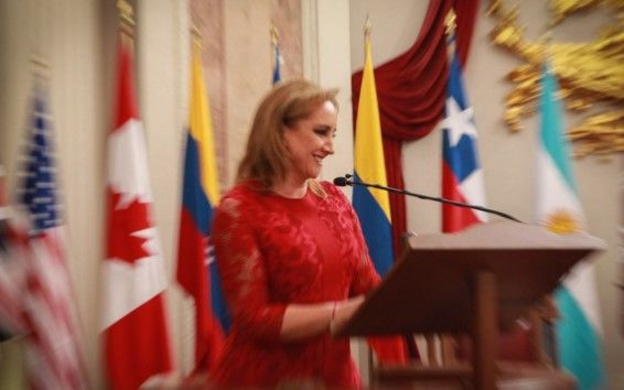 """""""La dignidad de los mexicanos no se negociará"""": Ruiz Massieu"""