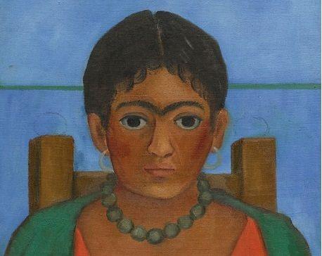 Subastarán en Nueva York cuadro de Frida Kahlo desaparecido por años