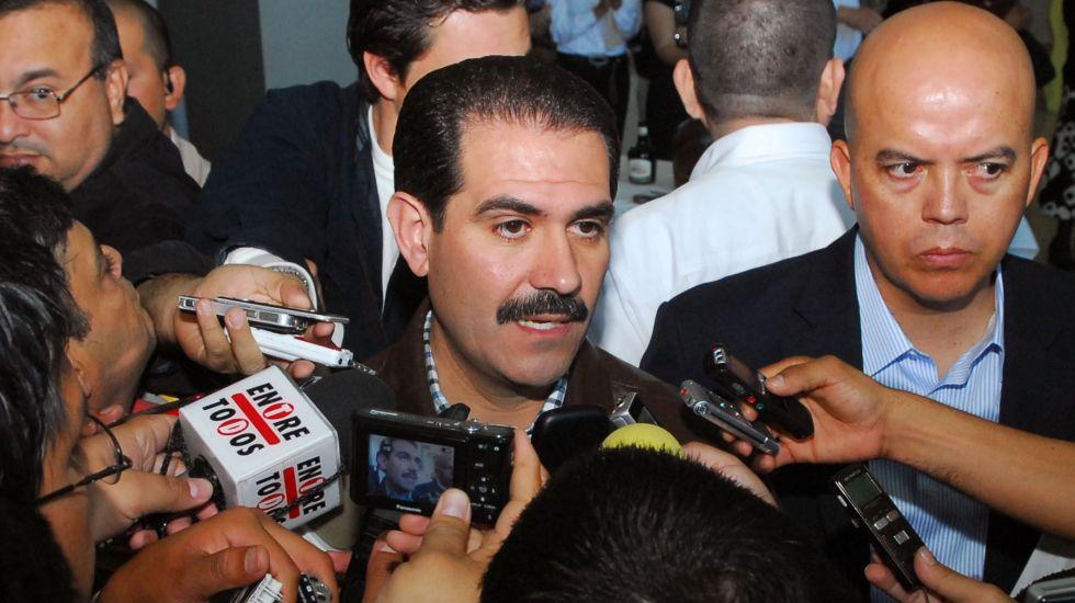 Guillermo Padrés. Foto de Internet