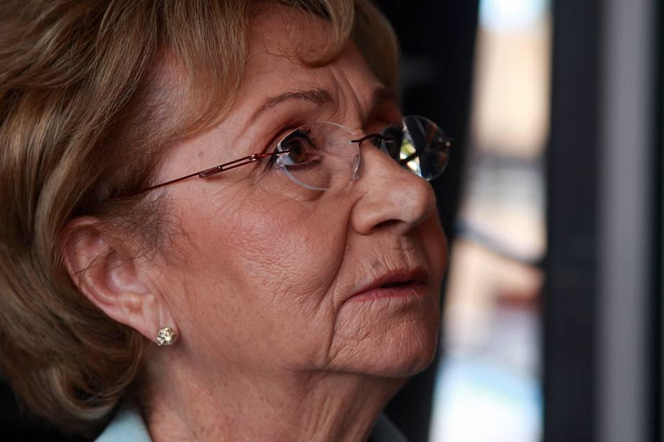 Juanita Castro fue la única de los hermanos Castro que se opusieron al régimen instaurado por Fidel. Foto de Internet
