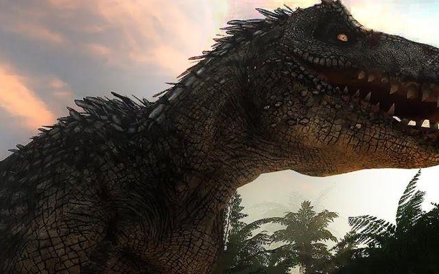 El juego del dinosaurio de Google Chrome
