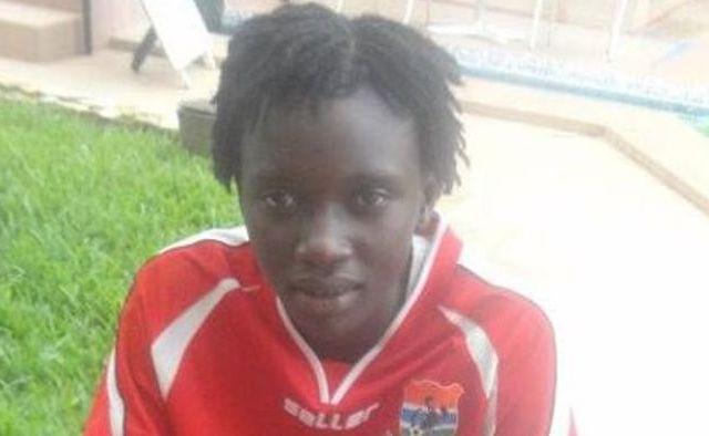 Muere jugadora de Gambia tras naufragio en el Mediterráneo