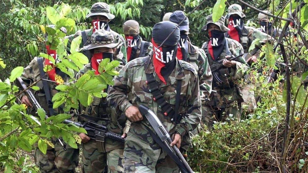 Ordenan captura de líderes del ELN en Colombia - Miembros del ELN. Foto de Diariocrítico
