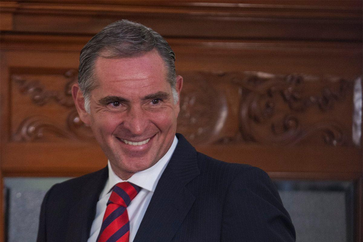 Gabino Cué. Foto de Proceso