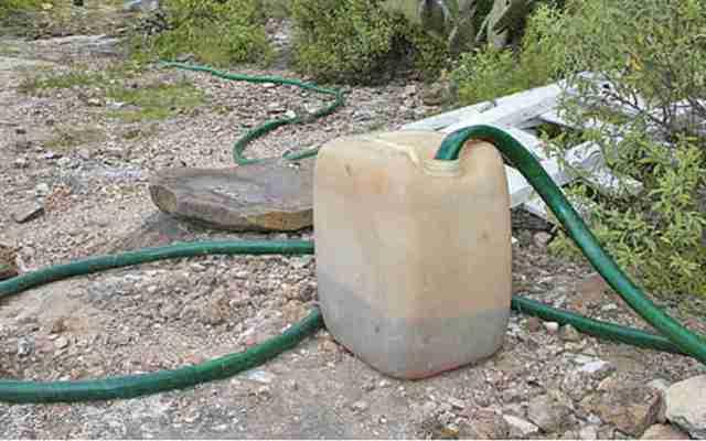 PGR asegura más de 74 mil litros de hidrocarburo en Tabasco - Foto de archivo