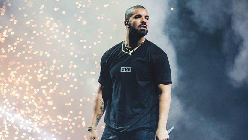 Drake también es el rey de Spotify en el 2016
