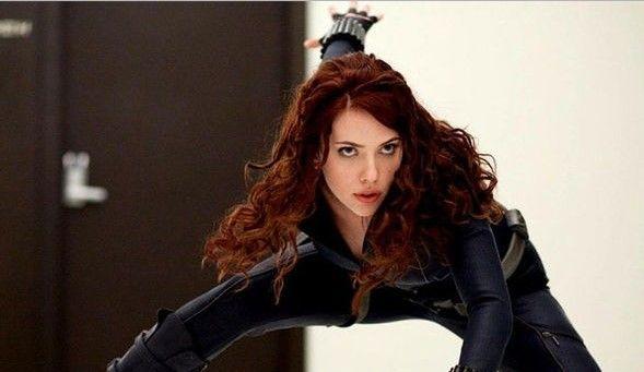 Scarlett Johansson es la actriz más taquillera en 2016 - Foto de internet