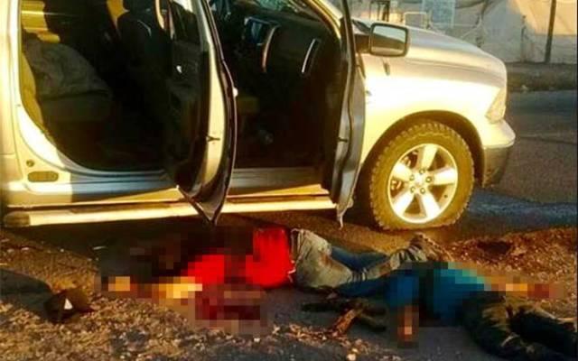 Policías abaten a cinco sicarios en Sonora