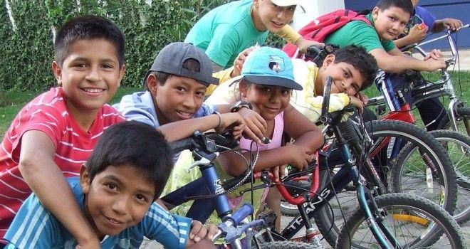 Tablets y smartphones derriban venta de bicicletas en México - Foto de Archivo
