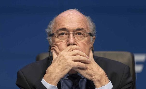 Blatter pierde apelación por suspensión de 6 años