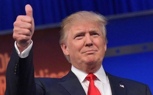 Así será la investidura presidencial de Donald Trump