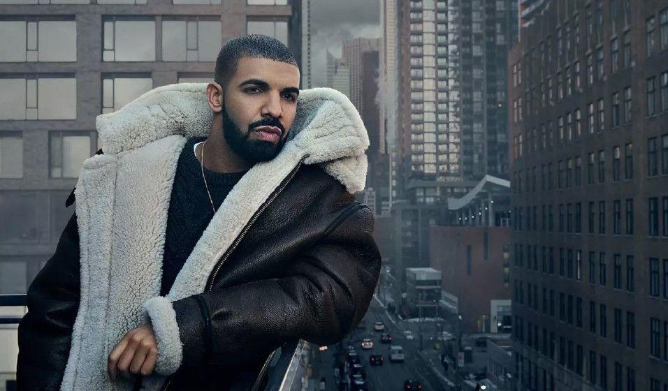 Drake: primer lugar en iTunes en 2016