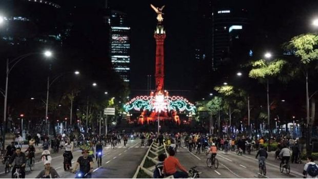 Los Ángeles Azules darán concierto gratuito en Reforma por fin de año