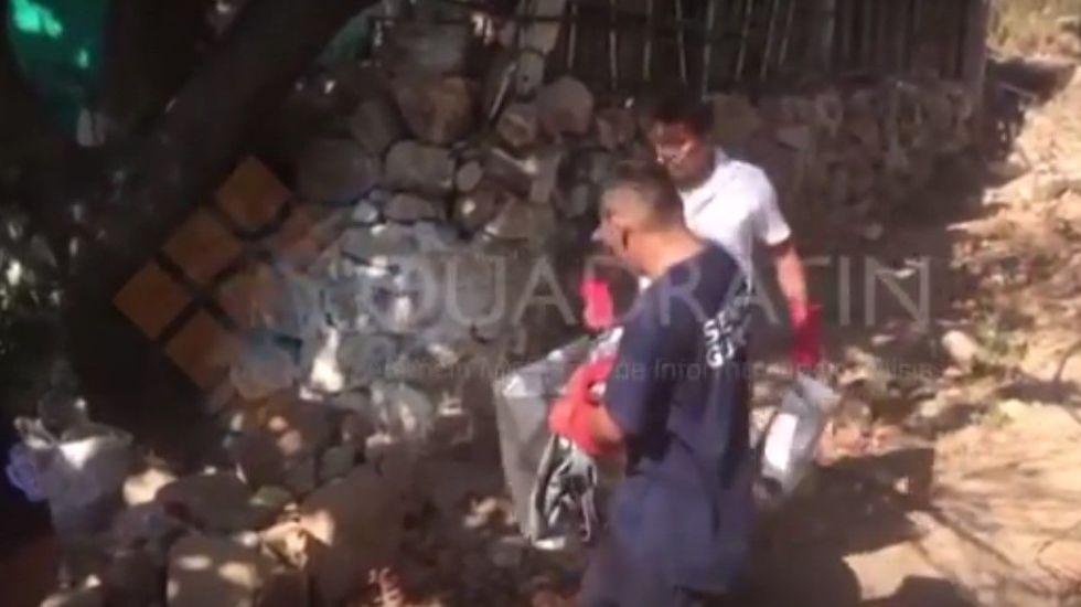 Encuentran cuatro fosas clandestinas en Acapulco - Foto de Quadratin