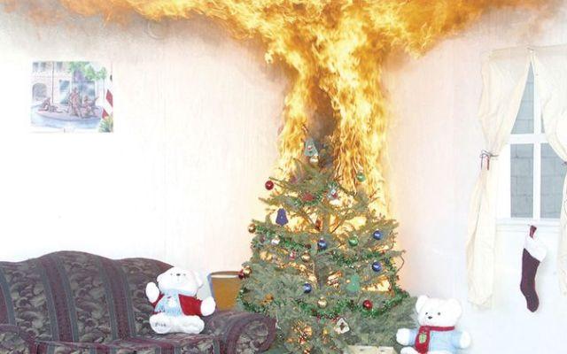 Consejos para evitar incendios en la época decembrina