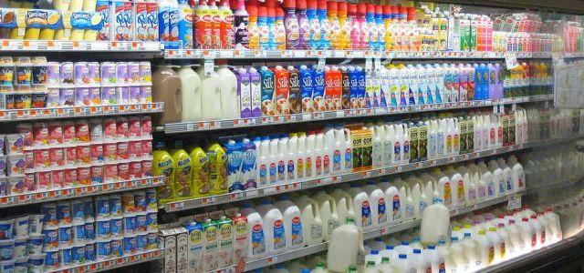 Prevén impuesto a productos lácteos saborizados para 2017 - Foto de Internet