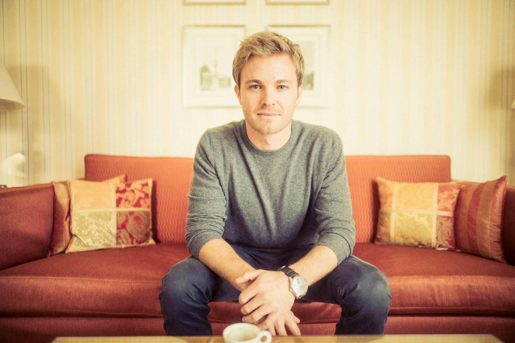 Nico Rosberg. Foto de Facebook