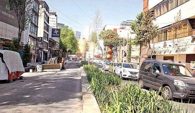 Convertirán Orizaba en calle de doble sentido en la Roma - Foto de Excélsior