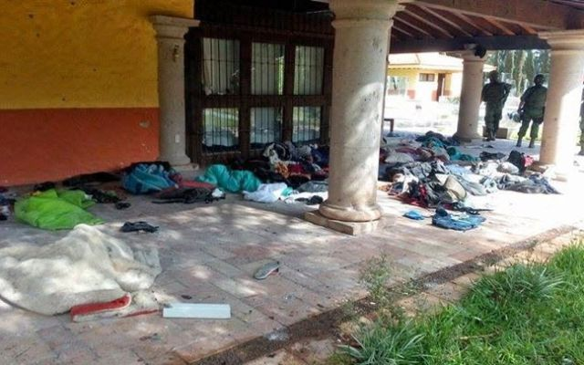 PGR debe entregar documentos relacionados al caso Tanhuato