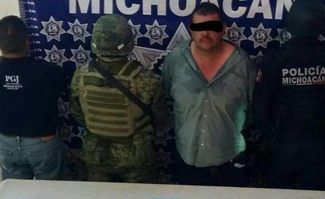 Capturan en Tierra Caliente a líder delincuencial