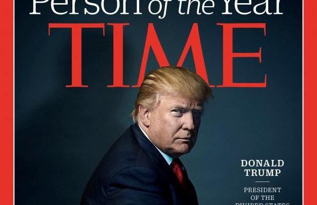 Personajes polémicos en la portada de Time
