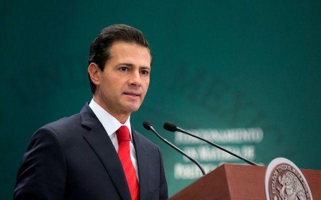 Cancela EPN participación en la CELAC - Foto de Presidencia de la República.