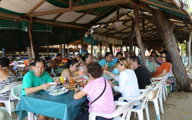 Guerrero, el lugar más visitado del país en vacaciones - Foto de Internet