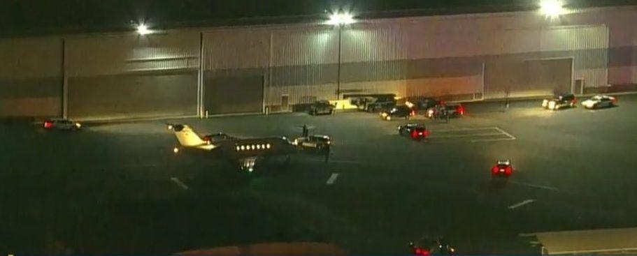 Aterriza avión de Guzmán Loera en aeropuerto de Estados Unidos