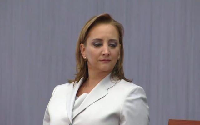 PRI decidirá candidato presidencial en noviembre: Ruiz Massieu - Claudia Ruiz Massieu. Captura de pantalla