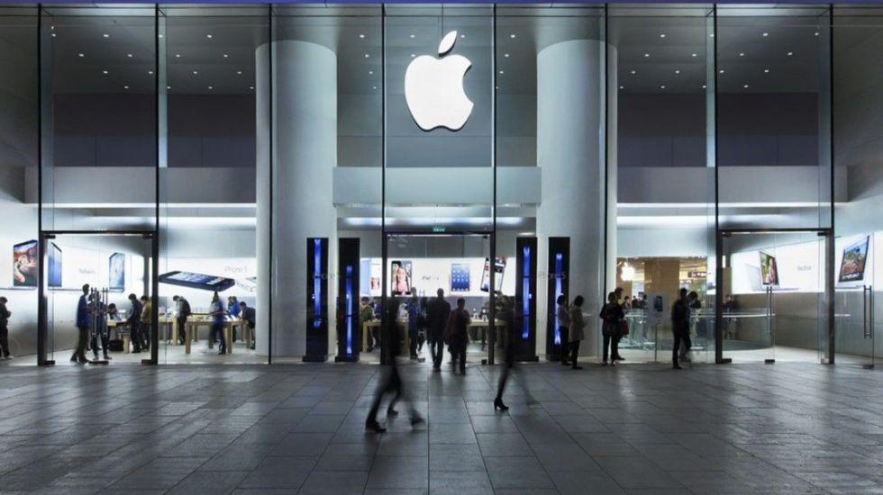 Apple rompe récord de ventas - Foto de Internet