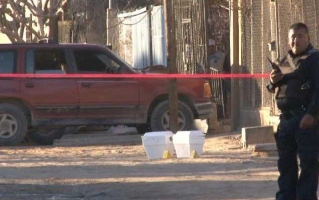 Encuentran a dos decapitados en Ciudad Juárez