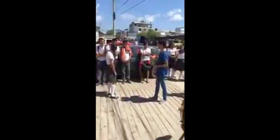 Video: la declaración de amor que se volvió viral - Foto de Más Noticias Oaxaca