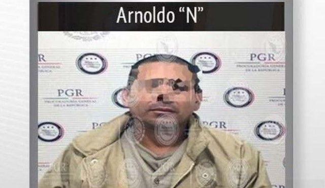 Extraditan a jefe de sicarios de La Familia Michoacana