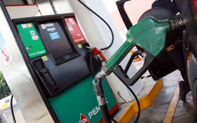 Hacienda podría suspender los gasolinazos - Foto de archivo