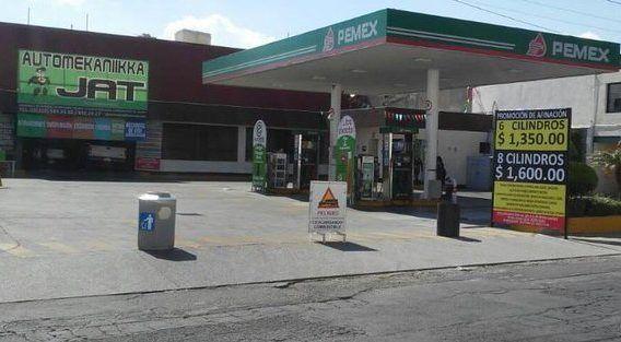 Cerradas al menos 180 gasolineras en zona fronteriza - Foto de archivo