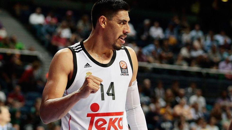 Nombran a Ayón el mejor extranjero de la Liga española