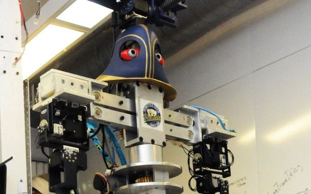 Robot de la UNAM gana en certamen de Japón - Foto de UNAM
