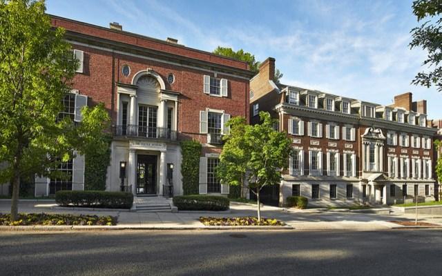 Fundador de Amazon compró la casa más grande de Washington D.C.