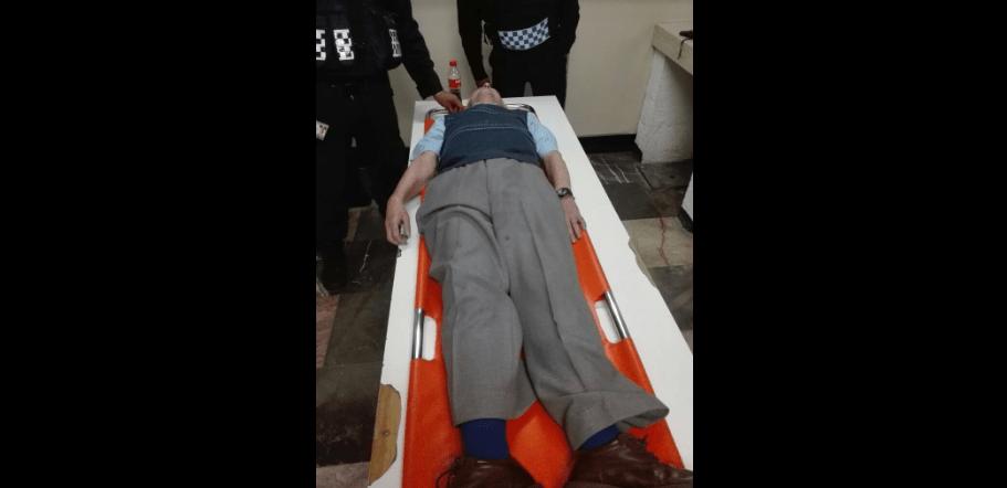 Hombre de la tercera edad muere en el Metro Indios Verdes