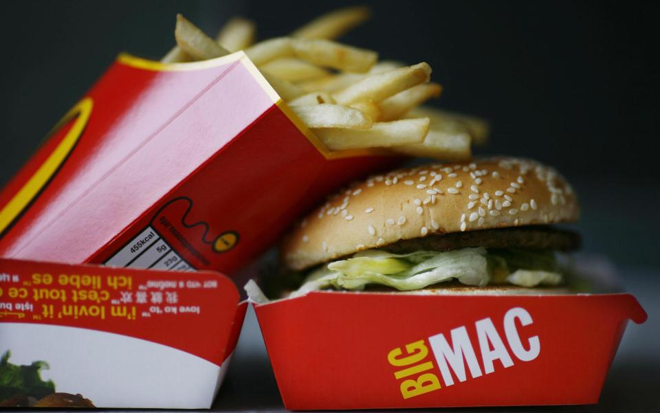 McDonald's regalará botellas de la salsa secreta de la Big Mac