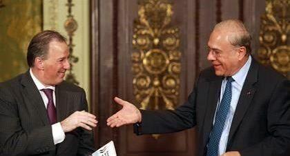 """""""Lo mejor que puede suceder es que ya tome posesión Trump"""": OCDE - Foro de Reforma"""