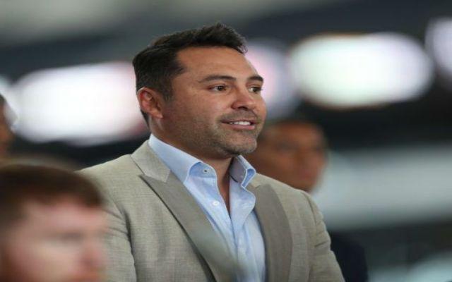 Detienen a Oscar de La Hoya por conducir en estado de ebriedad - Foto Yahoo